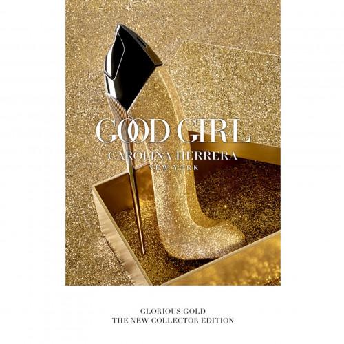 Carolina Herrera Good Girl Glorious Gold 80ml eau de parfum spray