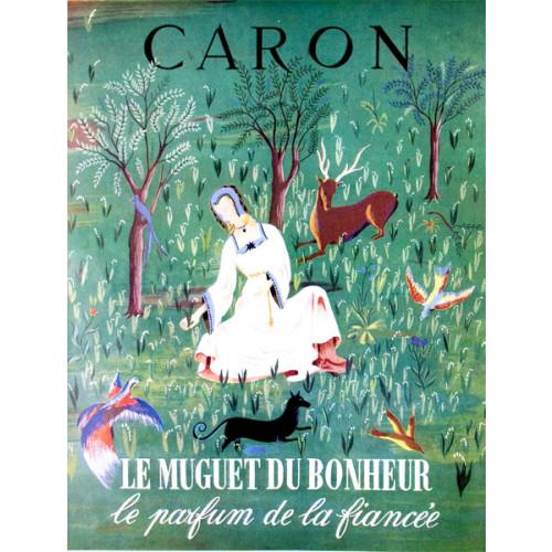 Caron Muguet du Bonheur 30ml eau de parfum spray