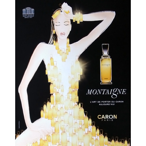 Caron Montaigne 30ml eau de parfum spray