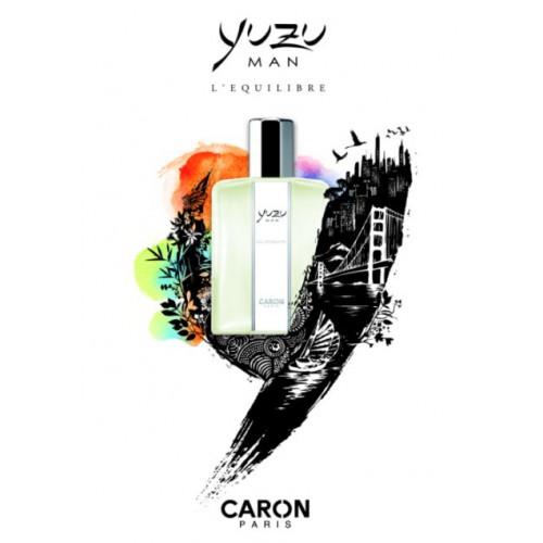 Caron Yuzu Man 125ml eau de toilette spray