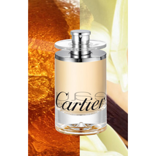 Cartier Eau de Cartier 200ml eau de parfum spray