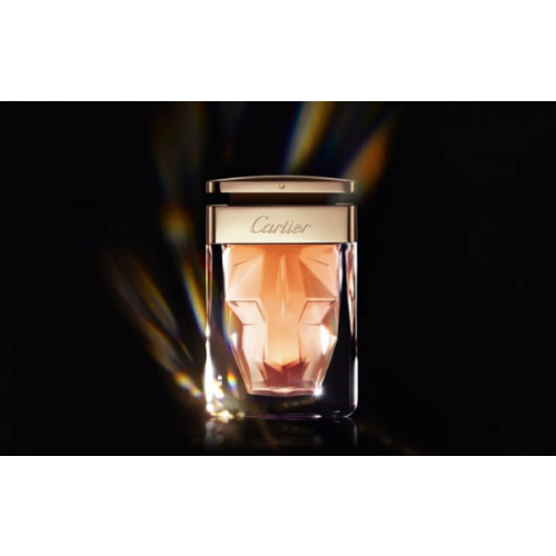 Cartier La Panthère Set 75ml eau de parfum spray + 15 ml edp Tasspray