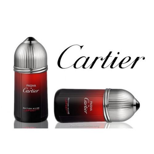 Cartier Pasha de Cartier Edition Noire Sport 150ml eau de toilette spray