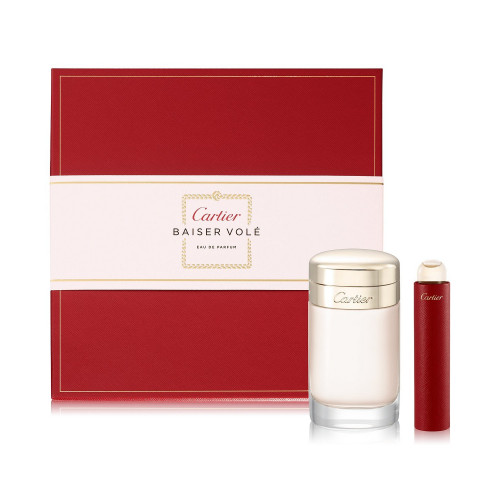 Cartier Baiser Volé  Set 100ml eau de parfum spray + 15ml edp
