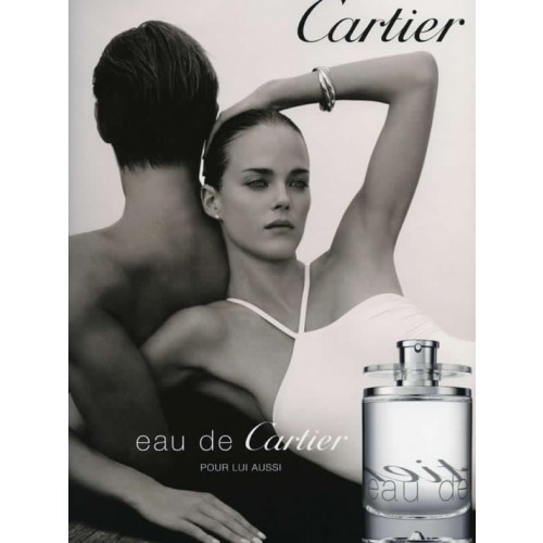 Cartier Eau de Cartier 200ml eau de toilette spray