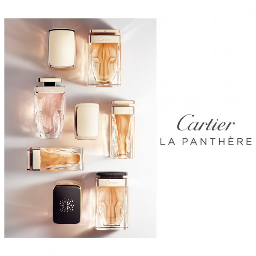 Cartier La Panthère 50ml eau de toilette spray