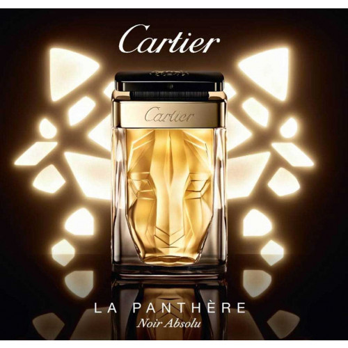 Cartier La Panthère Noir Absolu 75ml eau de parfum spray