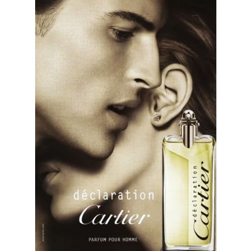 Cartier Declaration 9ml eau de toilette Tasspray
