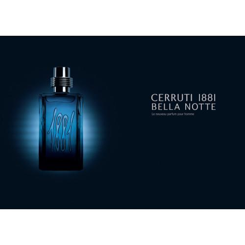 Cerruti 1881 Bella Notte pour Homme 125ml eau de toilette spray