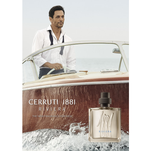Cerruti 1881 Riviera 100ml eau de toilette spray