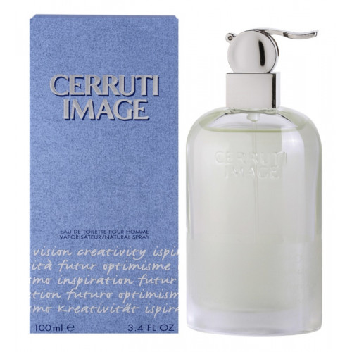 Cerruti Image Homme 100ml eau de toilette spray Omverpakking licht beschadigd