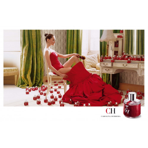 Carolina Herrera CH Woman 100ml eau de toilette spray