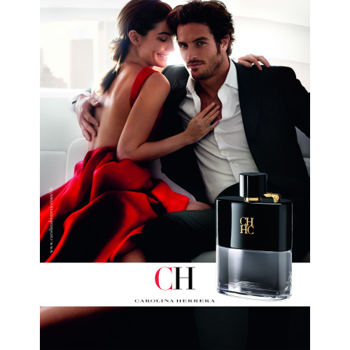 Carolina Herrera CH Men Prive 100ml Eau De Toilette Spray