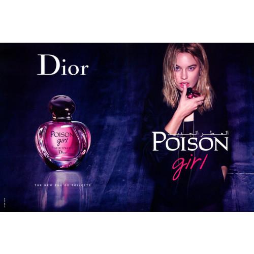 Christian Dior Poison Girl 100ml eau de toilette spray