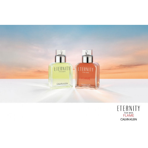 Calvin Klein Eternity Flame for Men 50ml eau de toilette spray