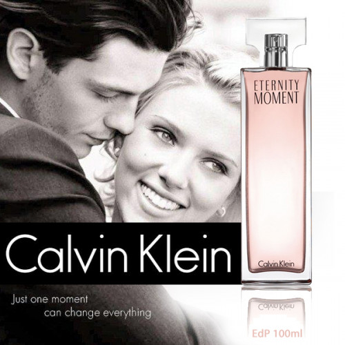 Calvin Klein Eternity Moment 100ml eau de parfum spray