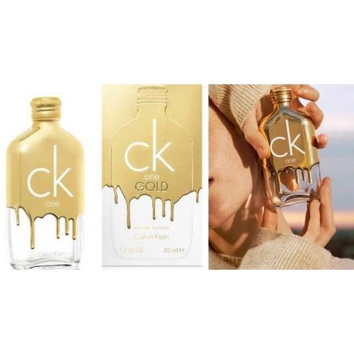 Calvin Klein Ck One Gold Set 200ml eau de toilette spray + 50ml edt