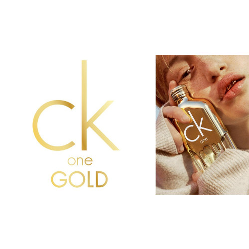Calvin Klein Ck One Gold 200ml eau de toilette spray