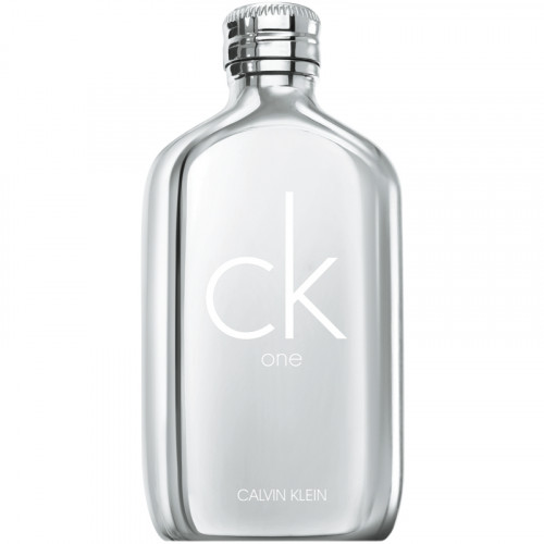 Calvin Klein CK One Platinum 200ml eau de toilette spray