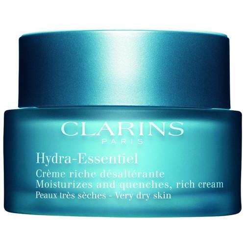 Clarins Crème Riche Désaltérante 50ml (Zeer Droge Huid) Hydra-Essentiel