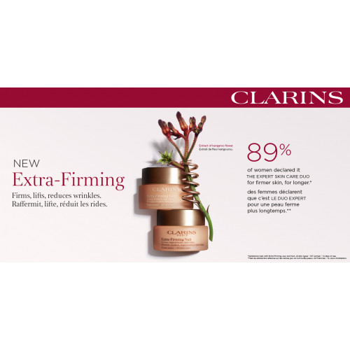 Clarins Extra-Firming Jour SPF 15 - All skin types 50ml dagcreme