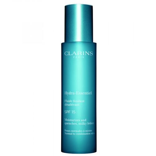 Clarins Fluide Fondant Désaltérant SPF15 50ml (normale tot gemengde huid) Hydra-Essentiel