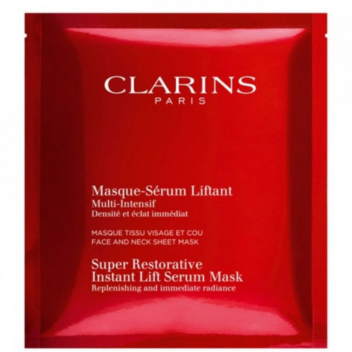 Clarins Super Restorative Instant Lift Serum Mask 5x 30ml