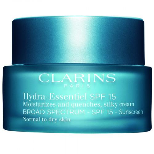 Clarins SPF15 Crème Désaltérante 50ml (normale tot droge huid) Hydra-Essentiel