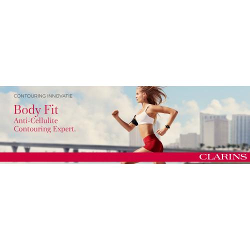 Clarins Body Fit Expert Minceur 200ml Bodycrème
