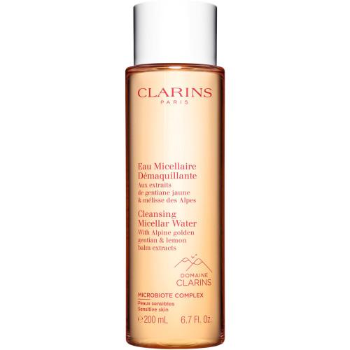 Clarins Cleansing Micellar Water 200ml Gevoelige Huid