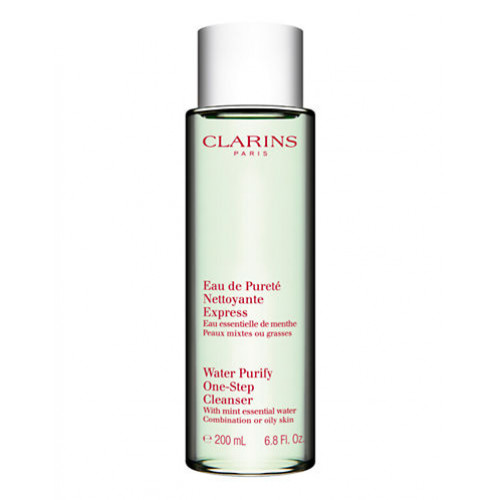 Clarins Eau de Purete Nettoyante Express Combination / Oily Skin 200ml