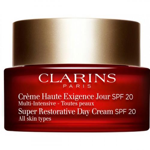 Clarins Multi-Intensive Crème Haute Exigence Jour SPF 20 50ml DAGCRÈME