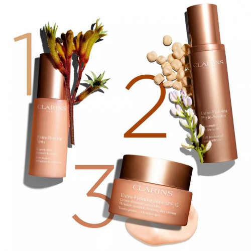 Clarins Extra-Firming Jour SPF 15 - All skin types 50ml dagcreme