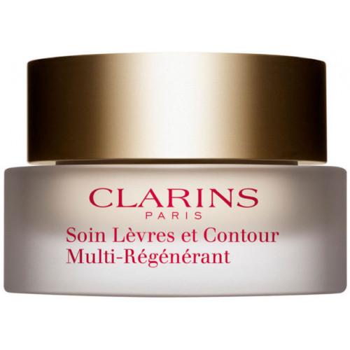 Clarins Soin Levres et Contour Multi-Régénérant 15ml Lippenverzorging