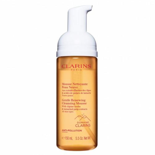 Clarins Gentle Renewing Cleansing Mousse 150ml Reinigingsschuim