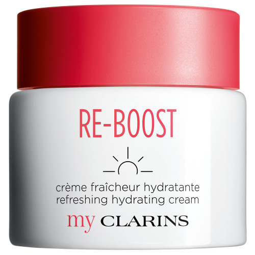 Clarins RE-BOOST refreshing hydrating cream 50ml Dagcrème
