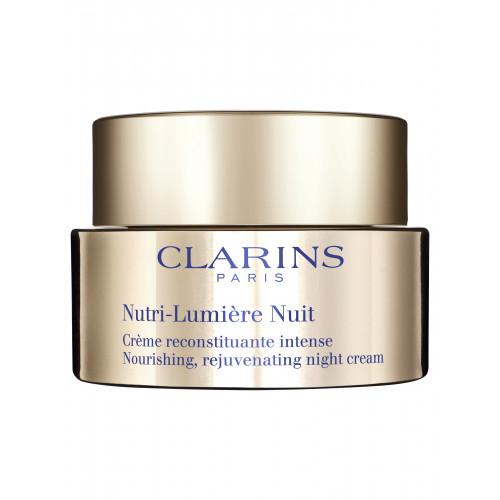 Clarins Nutri-Lumière Treatment Nuit 50ml nachtcrème