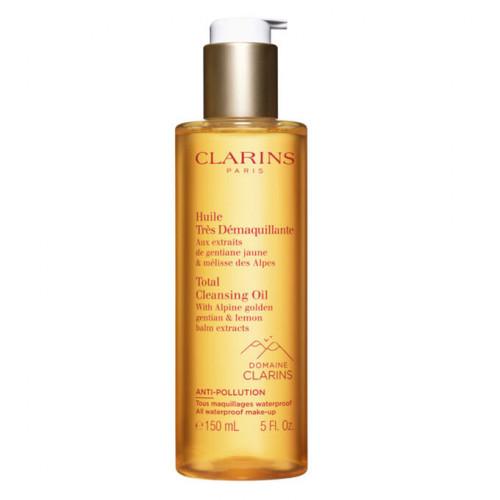 Clarins Total Ceansing Oil 150ml Reinigingsolie