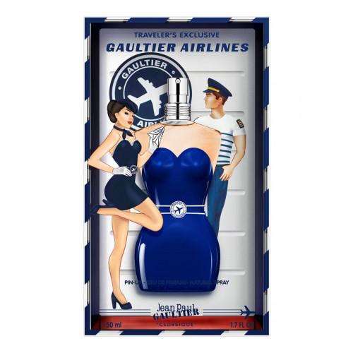 Jean Paul Gaultier Classique Eau Fraiche Airlines Edition 50ml eau de toilette spray