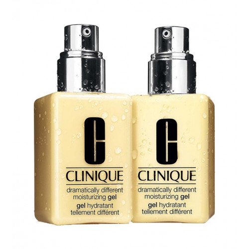 Clinique Moisture Basics Duo Set 2 x Dramatically Different Moisturizing Gel  125ml Type 3-4