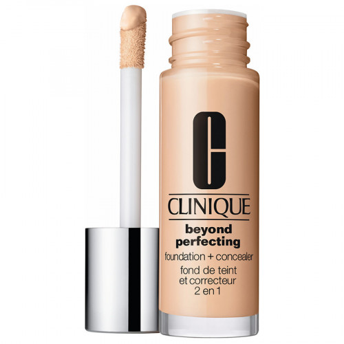 Clinique Beyond Perfecting Foundation + Concealer Nr. 02 - Alabaster 30ml