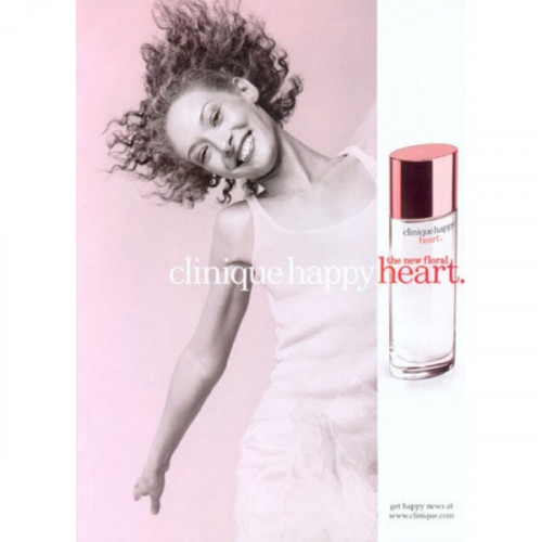 Clinique Happy Heart 100ml parfum spray
