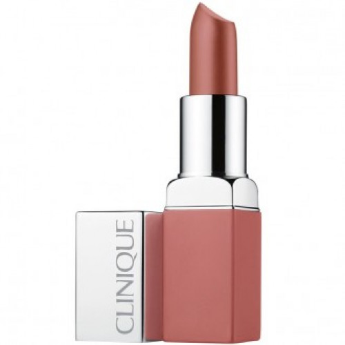 Clinique Pop Matte Lip Colour and Primer Lipstick 01 Blushing Pop 3.9g