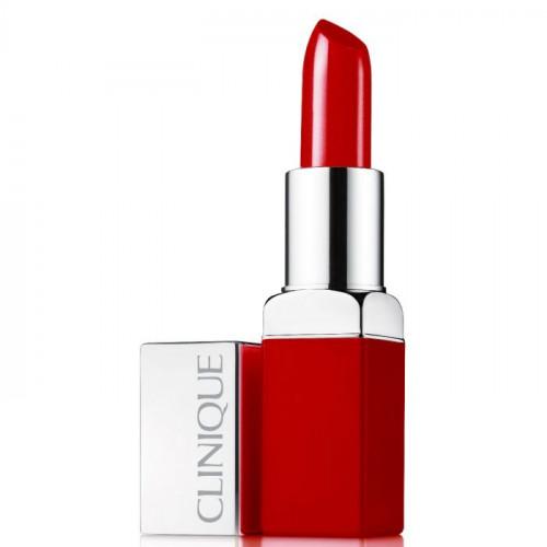 Clinique Pop Lip Colour + Primer Lipstick 07 Passion Pop 3.9g