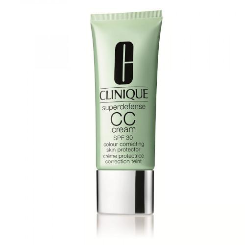 Clinique Superdefense Colour Correcting Skin Protector CC Cream SPF30 40ml medium deep