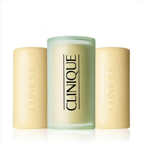 Clinique 3 Little Facial Soaps - Mild 3 x 50g Gezichtszeep Huidtype 2 (Droge/gemengde huid)