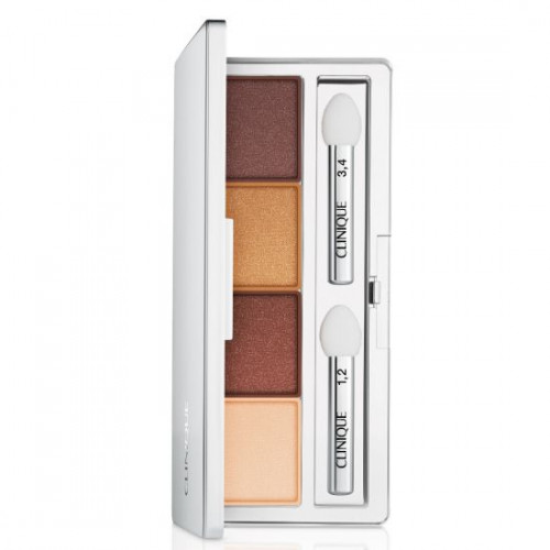 Clinique All About Shadow Quad Oogschaduw 03 Morning Java