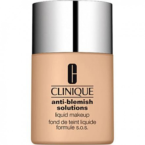 Clinique Anti-Blemish Solutions Liquid Makeup 07 Fresh Golden 30ml Foundation