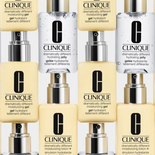 Clinique Dramatically Different Hydrating Jelly 125ml Gezichtsgel