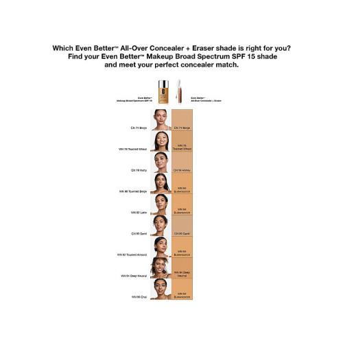 Clinique Even Better All-Over Concealer + Eraser CN40 - Cream Chamois